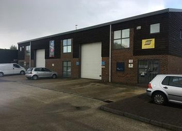 Thumbnail Light industrial to let in Units 12/14 Mortimers Industrial Estate, Romsey Road, Ower, Romsey, Hampshire
