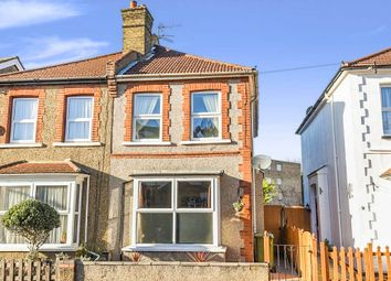 Thumbnail 3 bed semi-detached house for sale in Thicket Crescent, Sutton