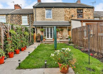 Thumbnail 2 bed terraced house for sale in The Square, Harley, Rotherham