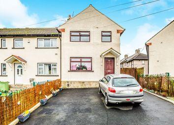 Thumbnail 2 bedroom end terrace house for sale in Fanny Moor Lane, Lowerhouses, Huddersfield
