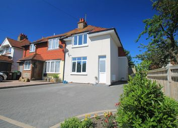 2 bed semi-detached house for sale in Roselands Avenue, Eastbourne BN22
