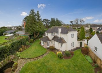 Thumbnail 4 bed detached house for sale in The Glebe, Ipplepen, Newton Abbot