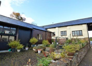 Thumbnail 2 bed terraced bungalow for sale in Nymet Tracey, Nr Bow, Crediton, Devon