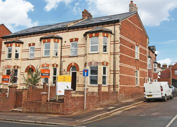 Thumbnail 1 bed flat to rent in Magdalen Road, St. Leonards, Exeter