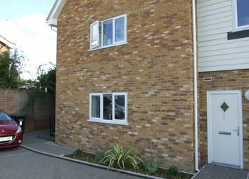 Thumbnail 1 bed flat to rent in Malling Road, Snodland, Kent.