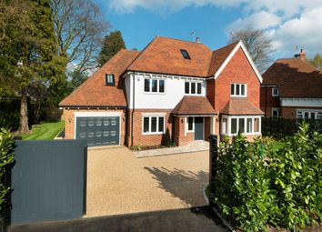 Thumbnail 5 bed detached house for sale in Russell Close, Walton On The Hill