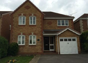 Thumbnail 4 bed detached house to rent in Bristol Mews, Worksop, Nottinghamshire