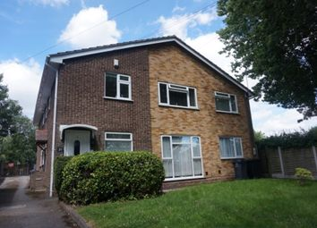 Thumbnail 2 bed maisonette for sale in Withy Hill Road, Sutton Coldfield