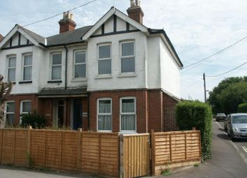 Thumbnail 2 bedroom flat to rent in Christchurch Road, Barton On Sea, New Milton