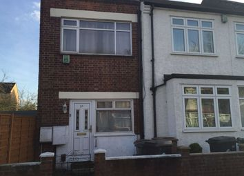 Thumbnail 1 bedroom flat to rent in Thorpe Hall Road, Walthamstow, London