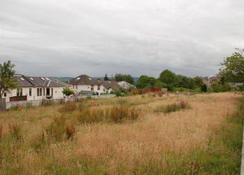 Thumbnail Land for sale in Birkmyre Avenue, Port Glasgow