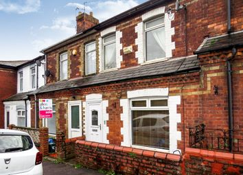 Thumbnail 3 bedroom terraced house for sale in Palmerston Road, Barry