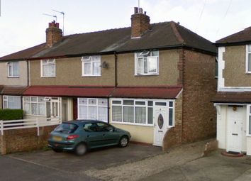 Thumbnail 2 bed end terrace house for sale in Warwick Crescent, Hayes