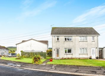 Thumbnail 2 bed semi-detached house for sale in Glen Shee Avenue, Neilston, Glasgow