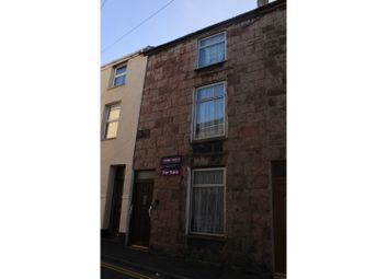 Thumbnail 3 bed terraced house for sale in Garnon Street, Caernarfon