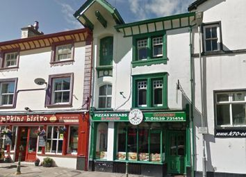 Thumbnail Commercial property for sale in 3-5 Allhallows Lane, Kendal, Cumbria