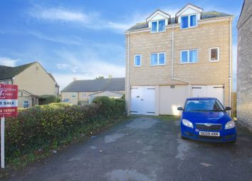 Thumbnail 2 bedroom semi-detached house for sale in Crawley Road, Witney