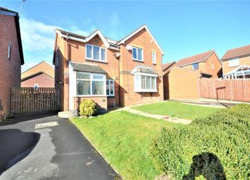 Thumbnail 2 bedroom semi-detached house for sale in Sandpiper Close, Herons Reach, Blackpool, Lancashire