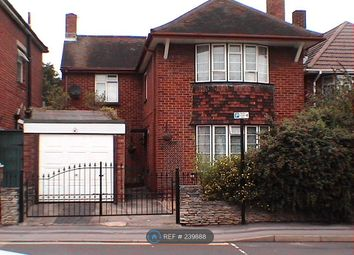 Thumbnail 5 bedroom detached house to rent in Padwell Road, Southampton