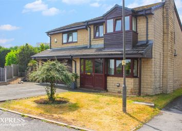 Thumbnail 4 bed detached house for sale in Horseshoe Avenue, Dove Holes, Buxton, Derbyshire