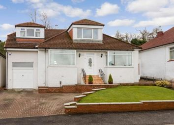 Thumbnail 5 bed bungalow for sale in Cheviot Drive, Newton Mearns, Glasgow, East Renfrewshire