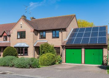 Thumbnail 5 bed detached house for sale in The Willows, Glinton, Peterborough