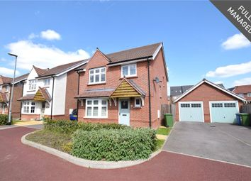 Thumbnail 4 bed detached house to rent in Bunting Lane, Bracknell, Berkshire