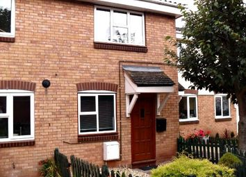 Thumbnail 2 bed end terrace house to rent in Haldon Way, Bobblestock, Hereford