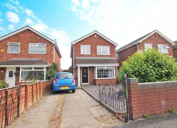 Thumbnail 3 bed detached house for sale in Muirfield Croft, Immingham
