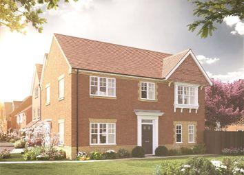 Thumbnail 4 bed detached house for sale in Tannery Lane, Send, Surrey