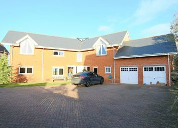 Thumbnail 4 bed detached house for sale in Freshwater Drive, Wychwood Park, Weston