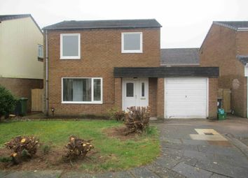 Thumbnail 3 bed detached house to rent in Lansdowne Close, Stanwix, Carlisle