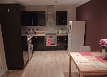 Thumbnail 1 bed flat to rent in Leicester Road, Leicestershire