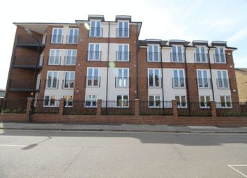 Thumbnail 3 bed flat to rent in Stoke Gardens, Slough