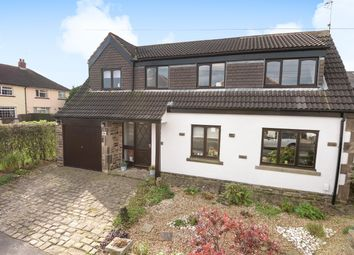 Thumbnail 4 bed detached house for sale in Sunnybank Crescent, Yeadon, Leeds