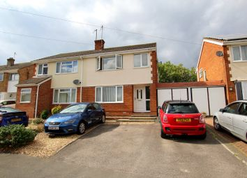 Thumbnail 4 bed semi-detached house for sale in Kingscote Road East, Hatherley, Cheltenham