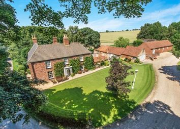 Thumbnail 5 bed detached house for sale in Church Lane, Benniworth, Market Rasen, Lincolnshire