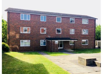 Thumbnail 2 bed flat for sale in Homer Close, Gosport
