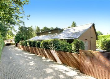Thumbnail 3 bed detached bungalow for sale in Shrubbs Hill Lane, Sunningdale, Ascot, Berkshire