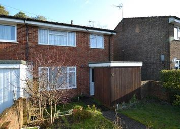 Thumbnail 3 bed end terrace house for sale in Pine View, Headley Down