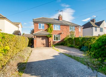Thumbnail 3 bed semi-detached house for sale in New Hill, Walesby, Newark