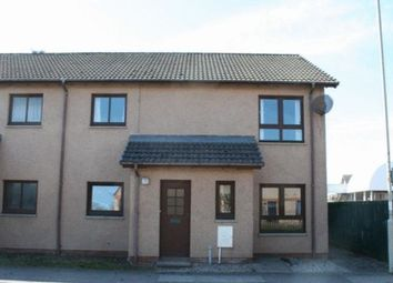 Thumbnail 2 bed flat to rent in Buchanan Court, Station Road, Dingwall