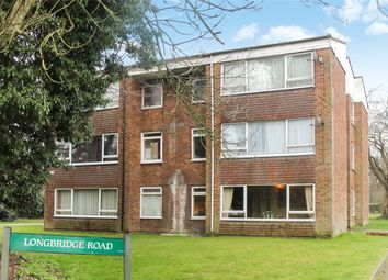Thumbnail 2 bed flat to rent in Longbridge Road, Horley, Surrey