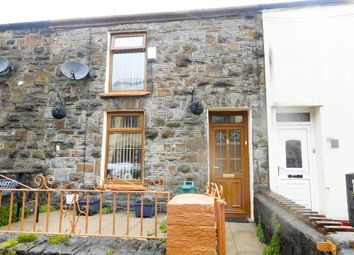 Thumbnail 2 bed terraced house for sale in Cwmparc -, Treorchy