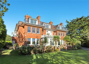 Thumbnail 2 bed flat for sale in Lythe Place, 22 West Overcliff Drive, Bournemouth, Dorset