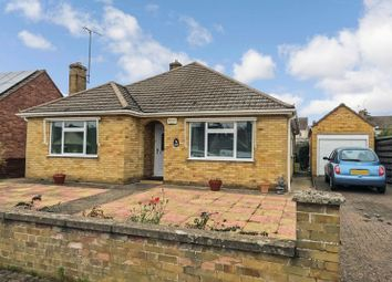 Thumbnail 3 bed detached bungalow for sale in Gladstone Street, Bourne
