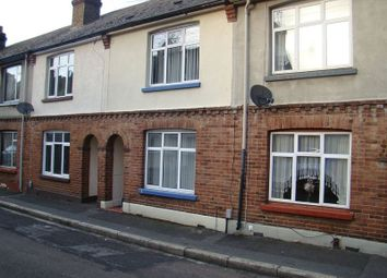 Thumbnail 2 bed terraced house to rent in Albert Road, Chatham