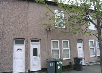 Thumbnail 3 bedroom terraced house to rent in Arthur Street, Birkenhead, Wirral