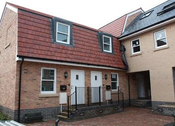 Thumbnail 1 bedroom terraced house to rent in Riverport Mews, West Street, St Ives