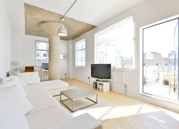 Thumbnail 2 bed flat for sale in Ziggurat Building, 60-66 Saffron Hill, Clerkenwell, London